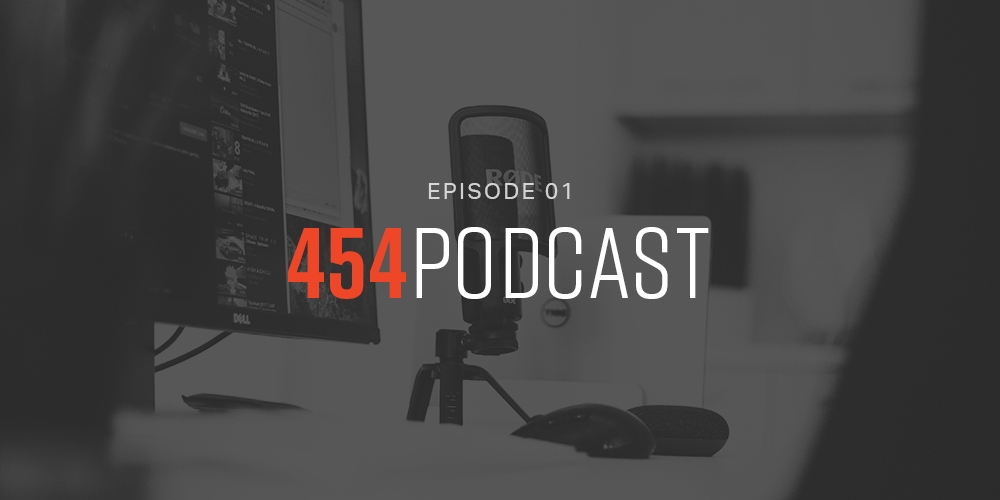 "454 Podcast - Why ""No"" is our second favorite answer with Chris Jennings"