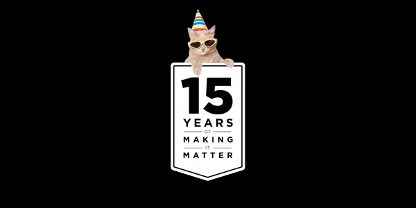454 Creative's 15th Year Anniversary