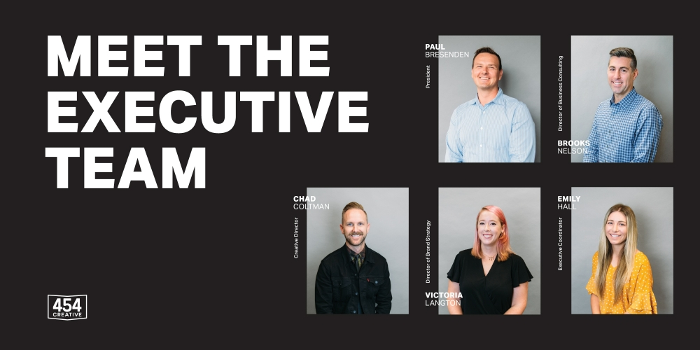Meet the Executive Team