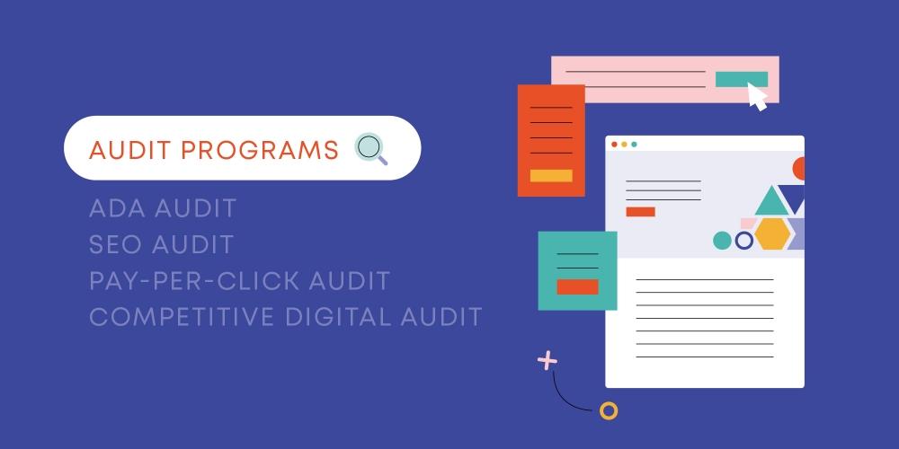 454 Creative's Digital Audit Programs