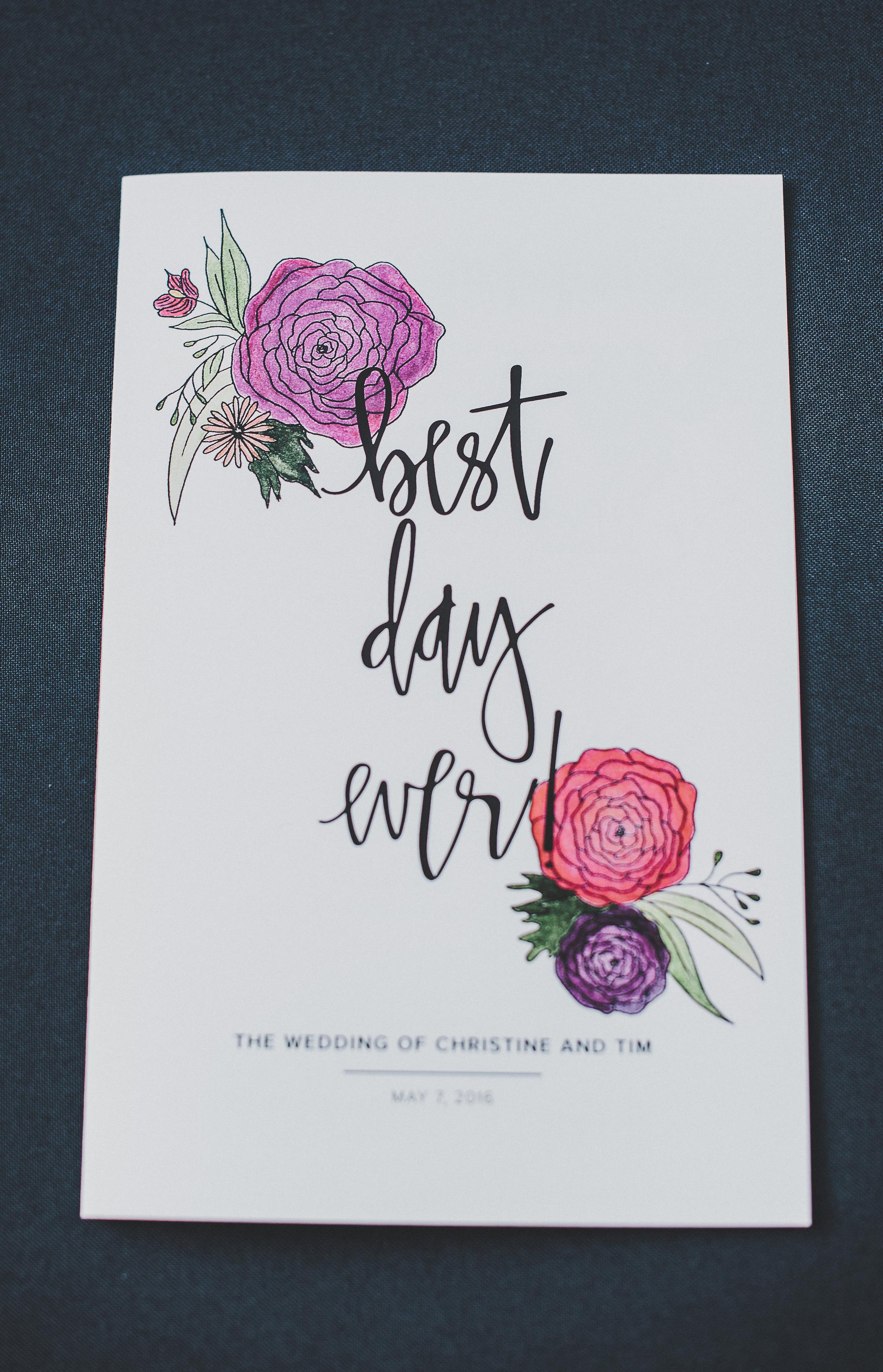 Tim & Christy's Wedding