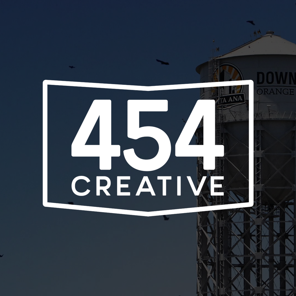 454 Creative | A Creative Agency in Orange County, California
